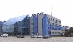 Международный терминал аэропорт «Емельяново» г. Красноярск