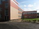 Школа п.Черноголовка (Проект, комплектация «Волна-1», волокнистоцементная плита)