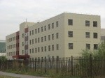 Офисное здание г. Москва, Новокосино (Проект, комплектация «Волна-1», цементноволокнистая плита)
