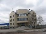 Административно-офисное здание г. Королев (Подсистема «Волна-2», керамогранит)