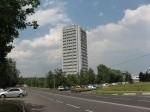 Административно-офисное здание г. Зеленоград (Проект, комплектация «Волна-1», волокнистоцементная плита)