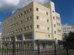 Административно-бытовой корпус г. Москва (Проект, комплектация «Волна-1», волокнистоцементная плита)